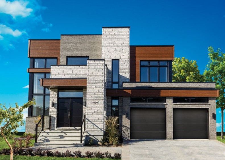 Luxury single-family homes in Laval