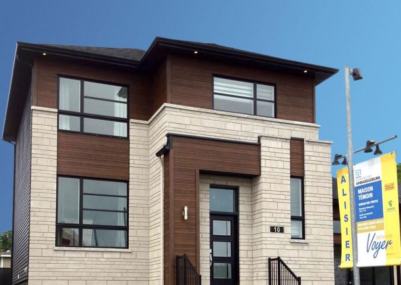 Acheter une maison neuve à Terrebonne