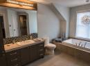 Salle de bain de notre maison modèle à vendre à Terrebonne