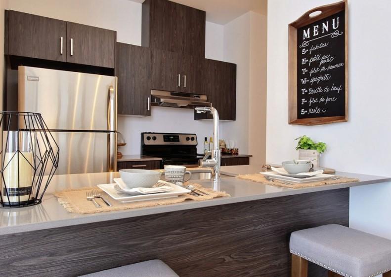 Appartements neufs près du Faubourg Boisbriand