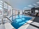 Un complexe locatif avec aires communes et piscine