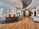 High-end common areas offer an exceptional lifestyle