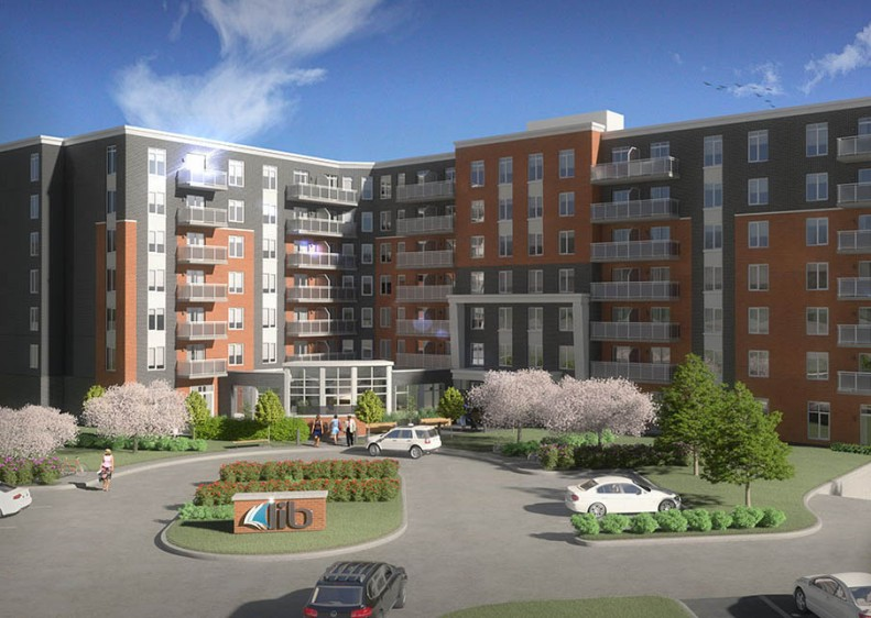 A peaceful setting in the heart of Boisbriand