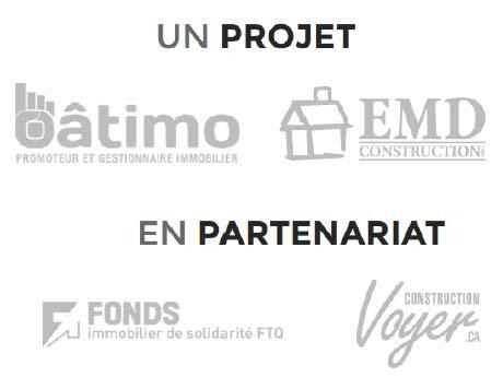 Partenaires du projet Le Lib Boisbriand