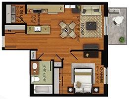 plan 3½ type 2M