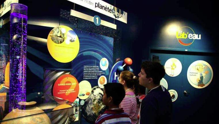Centre d'interprétation de l'eau (C.I.EAU)