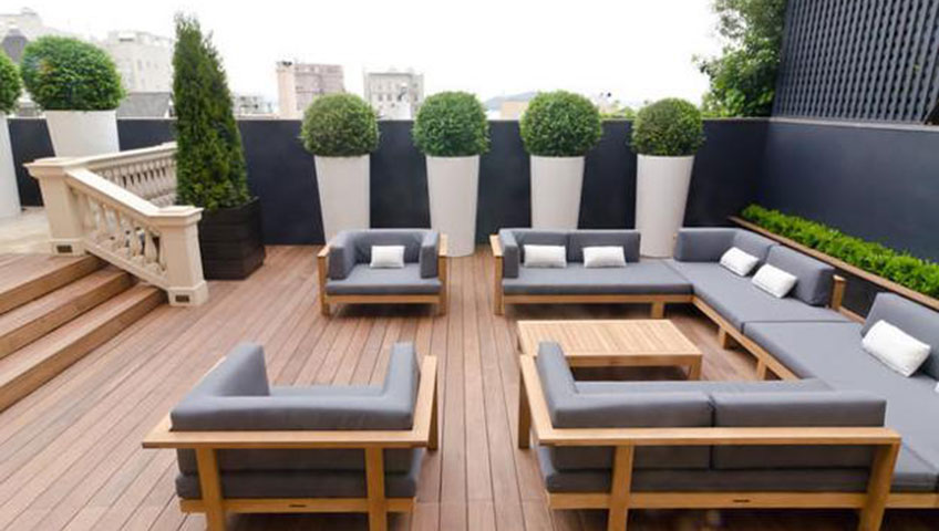 5 Tips For A Dream Terrace