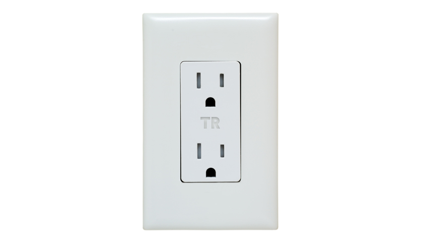 Prises électriques Tamper Resistant