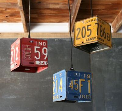 Luminaires design pour garage