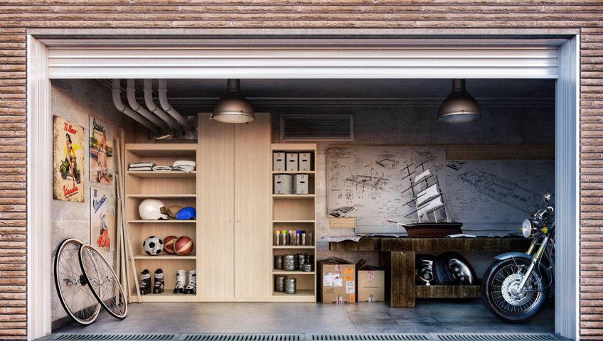 Organisez votre garage comme un pro