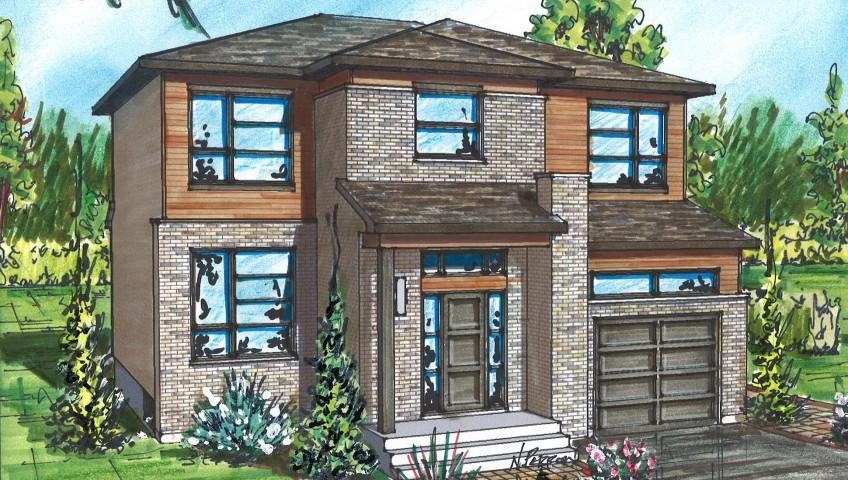 montblanc facade