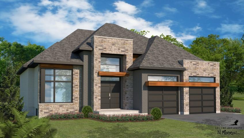 bungalow facade