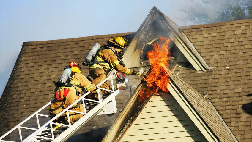 Assurance habitation pour le feu
