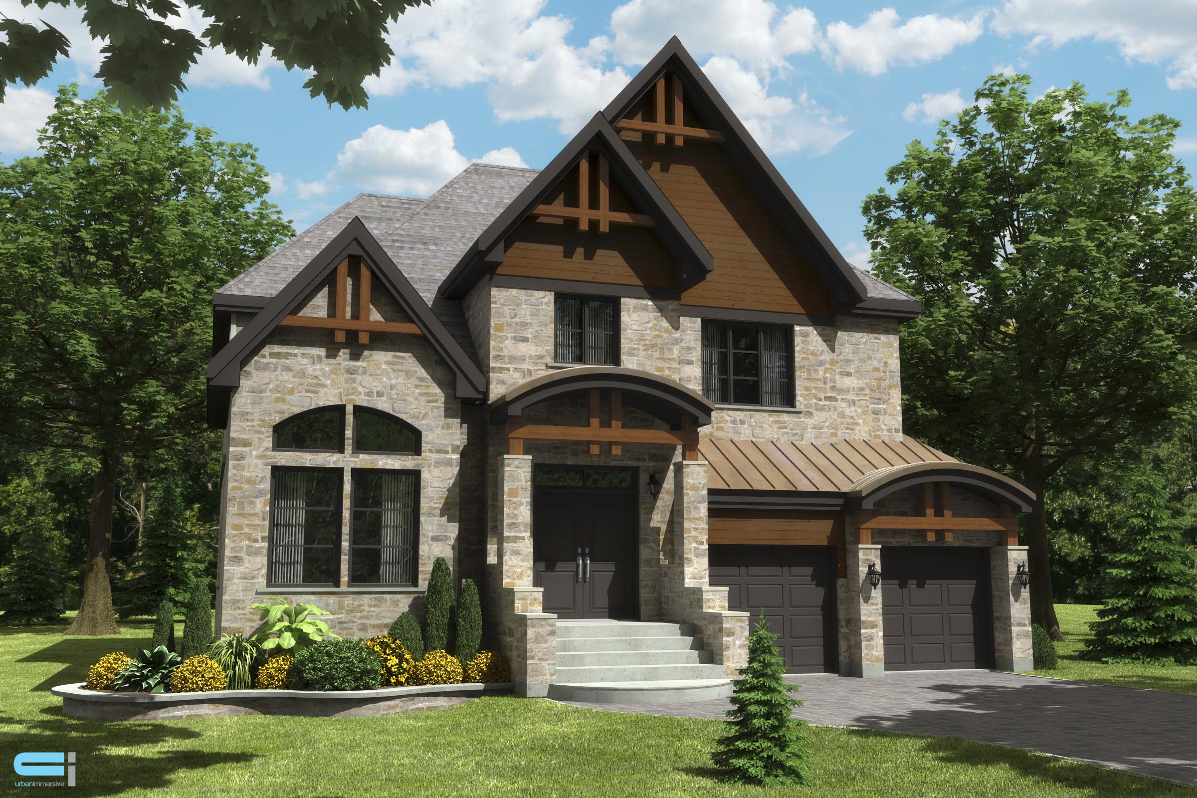 Construire une maison pas cher au quebec maison moderne for Construire sa maison contemporaine
