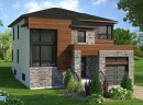 Maison neuve à Terrebonne avec garage
