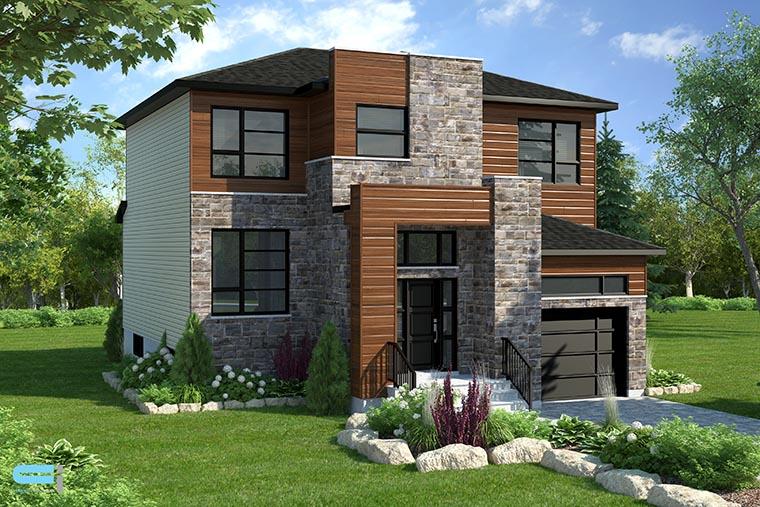 Maison moderne dans le secteur de Terrebonne